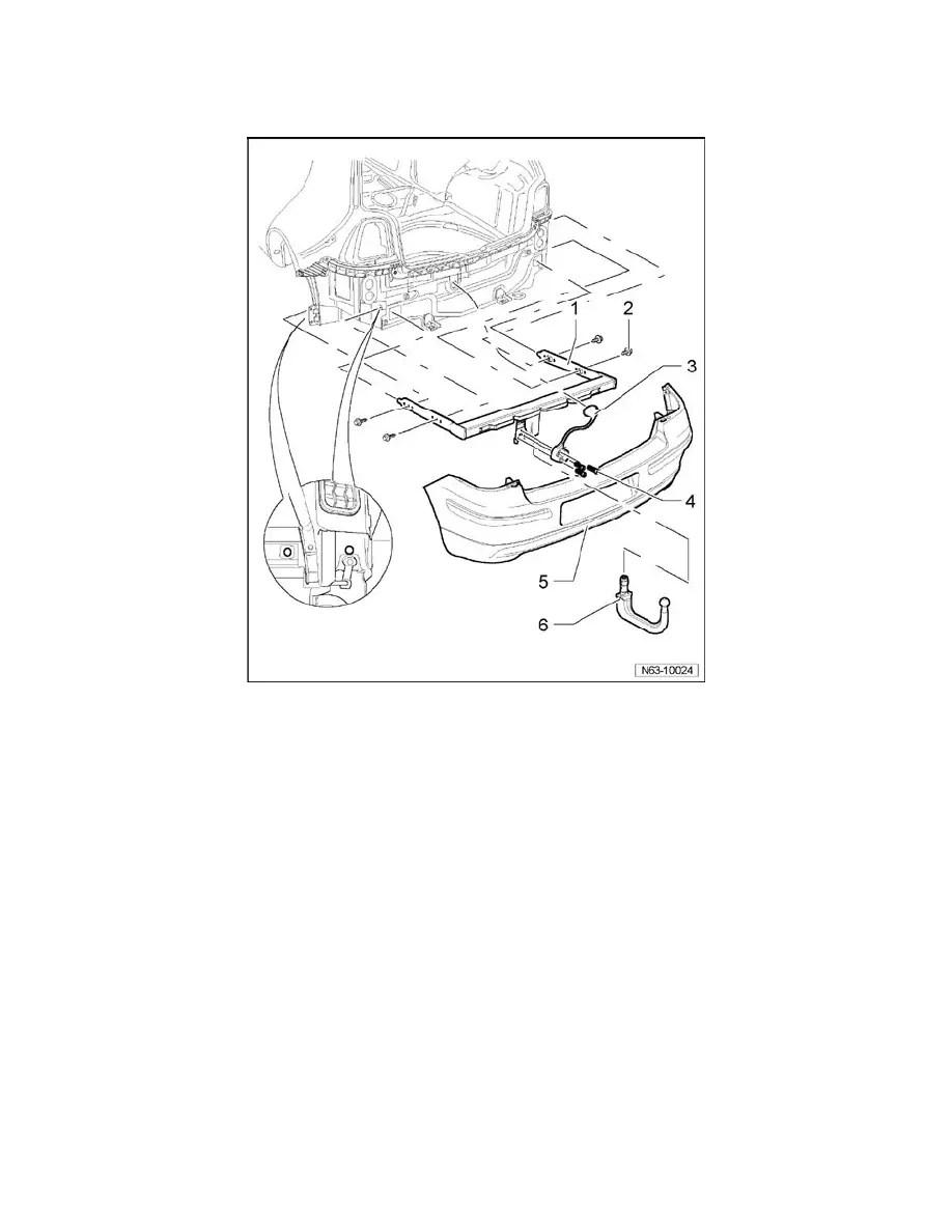 Volkswagen Workshop Manuals > GTI V6-2.8L (AFP) (1999