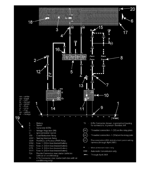 small resolution of 2006 volkswagen touareg wiring diagram