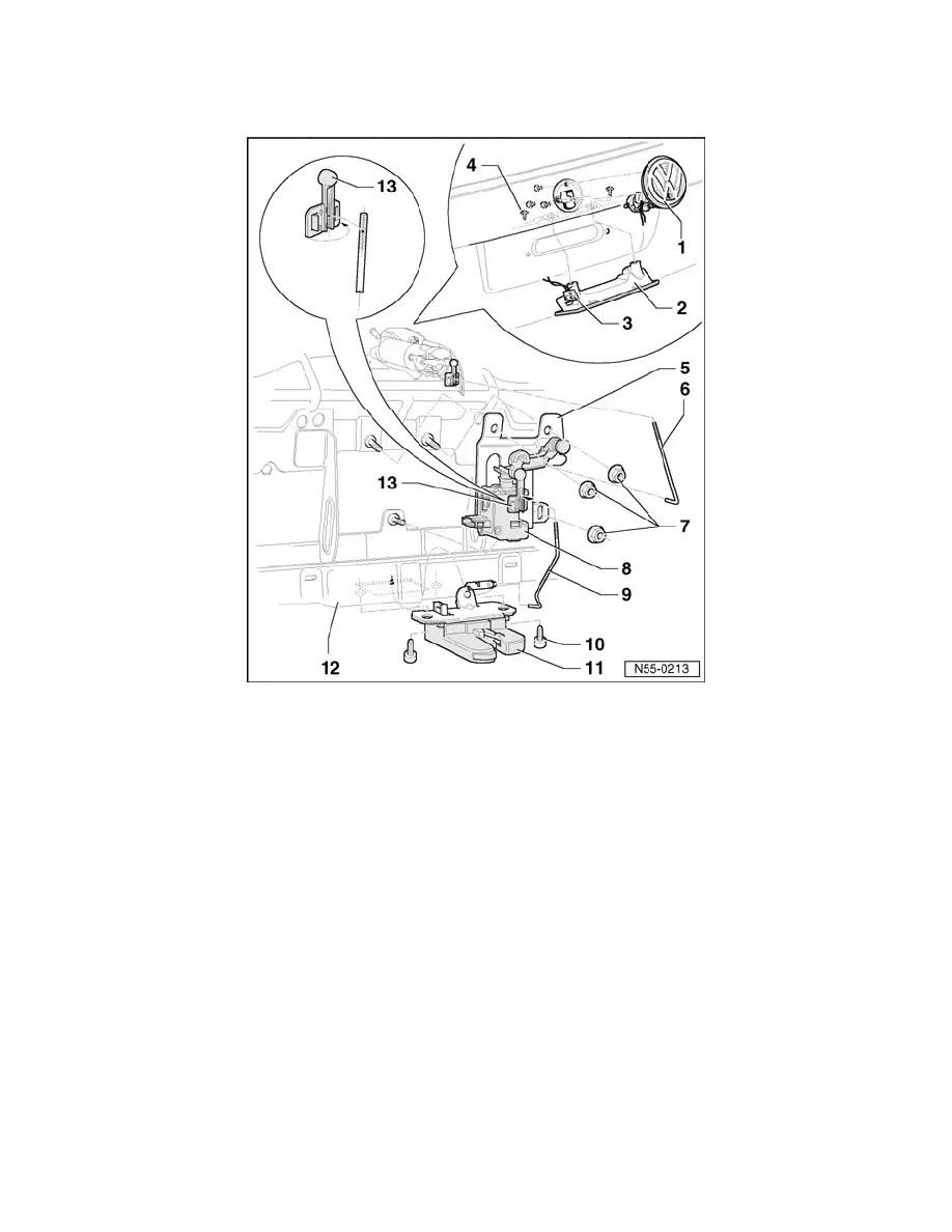 Volkswagen Workshop Manuals > Jetta L4-2.0L (BEV) (2004