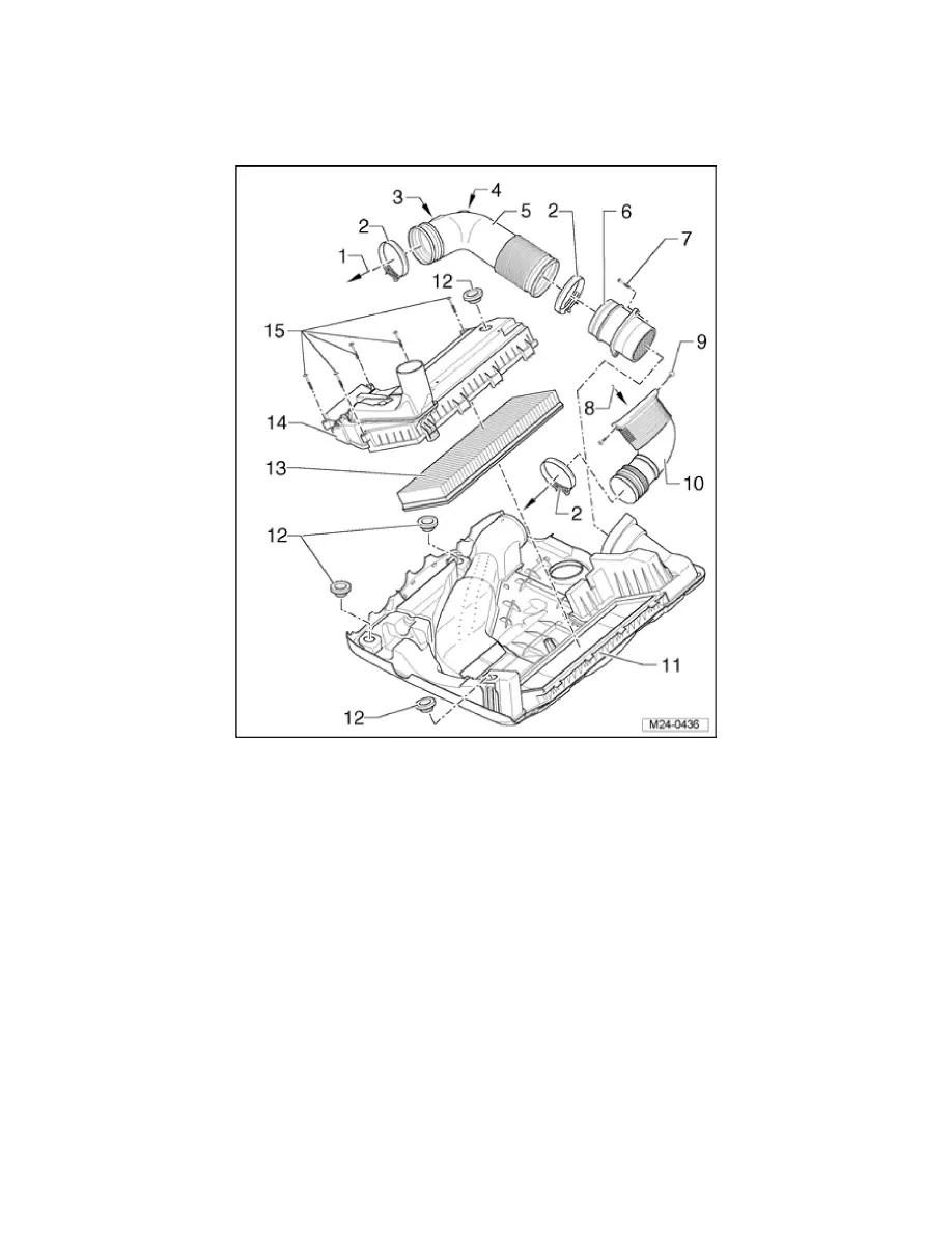 Volkswagen Workshop Manuals > Jetta L5-2.5L (BGP) (2006