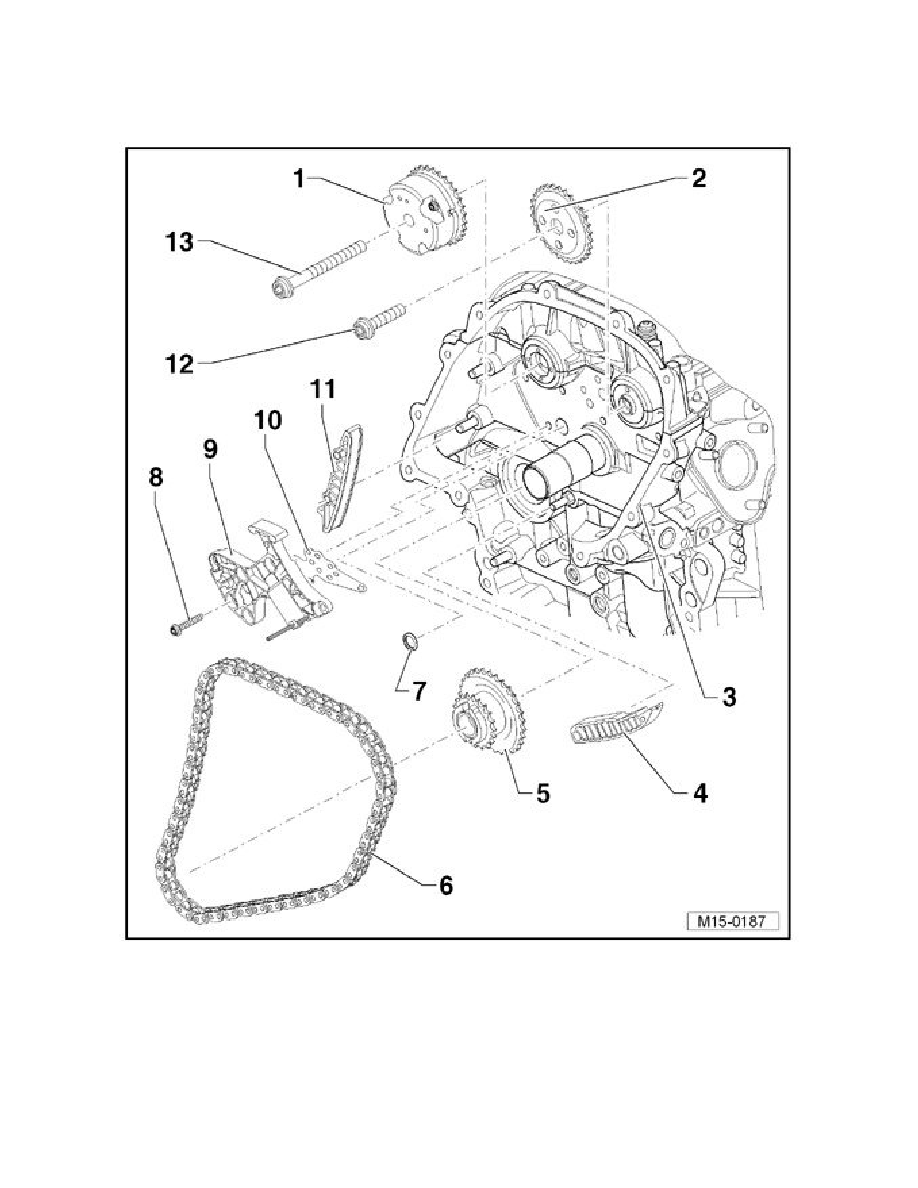 Volkswagen Workshop Manuals > Jetta L5-2.5L (BGP) (2006