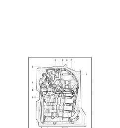 transmission and drivetrain automatic transmission transaxle wiring harness a t component information service and repair valve body wiring  [ 918 x 1188 Pixel ]