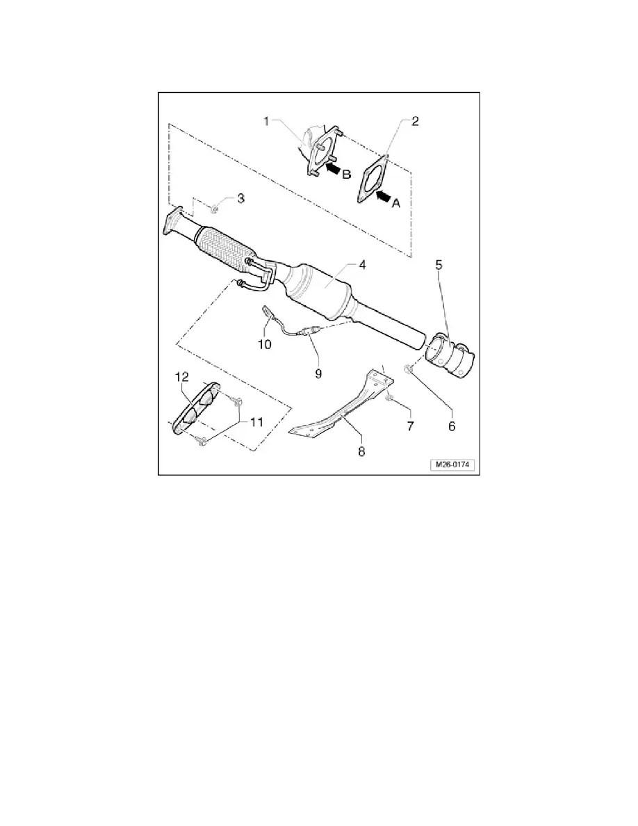 Volkswagen Workshop Manuals > Jetta L5-2.5L (CBTA) (2008