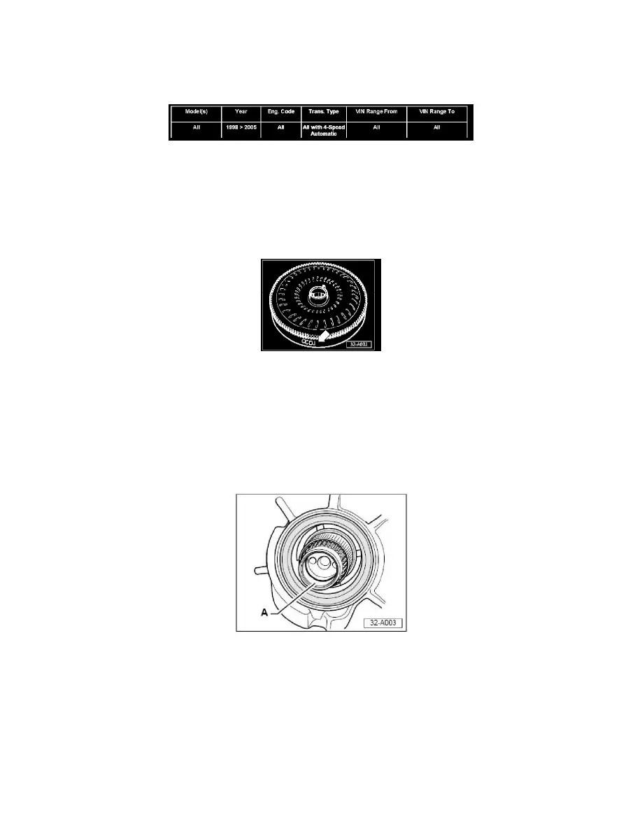 Volkswagen Workshop Manuals > Jetta V6-2.8L (AFP) (1999