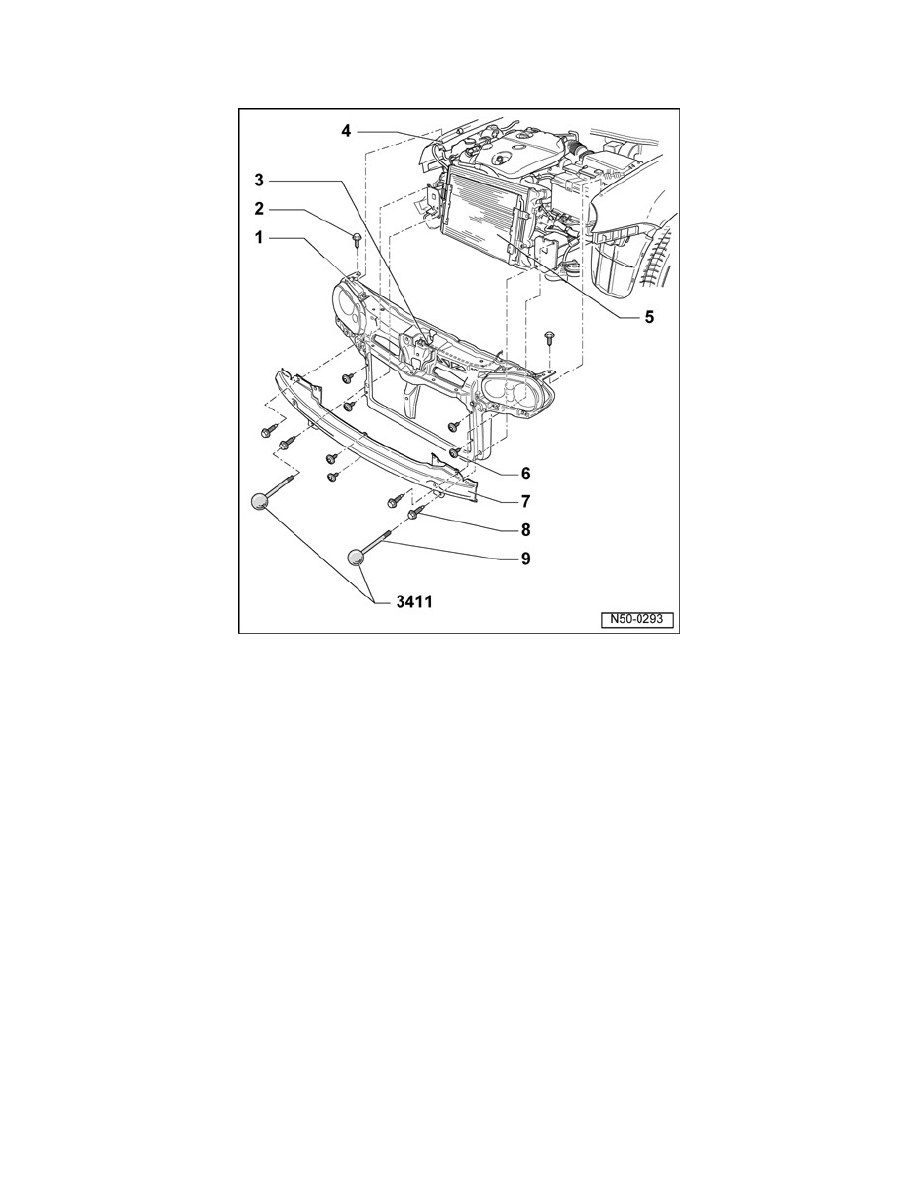 Volkswagen Workshop Manuals > Jetta GLS L4-1.9L DSL Turbo