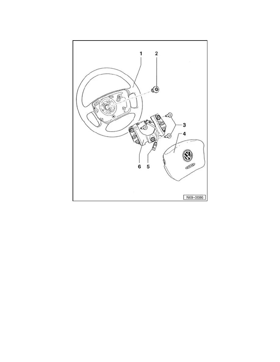 Volkswagen Workshop Manuals > Jetta Sedan L4-2.0L (BBW
