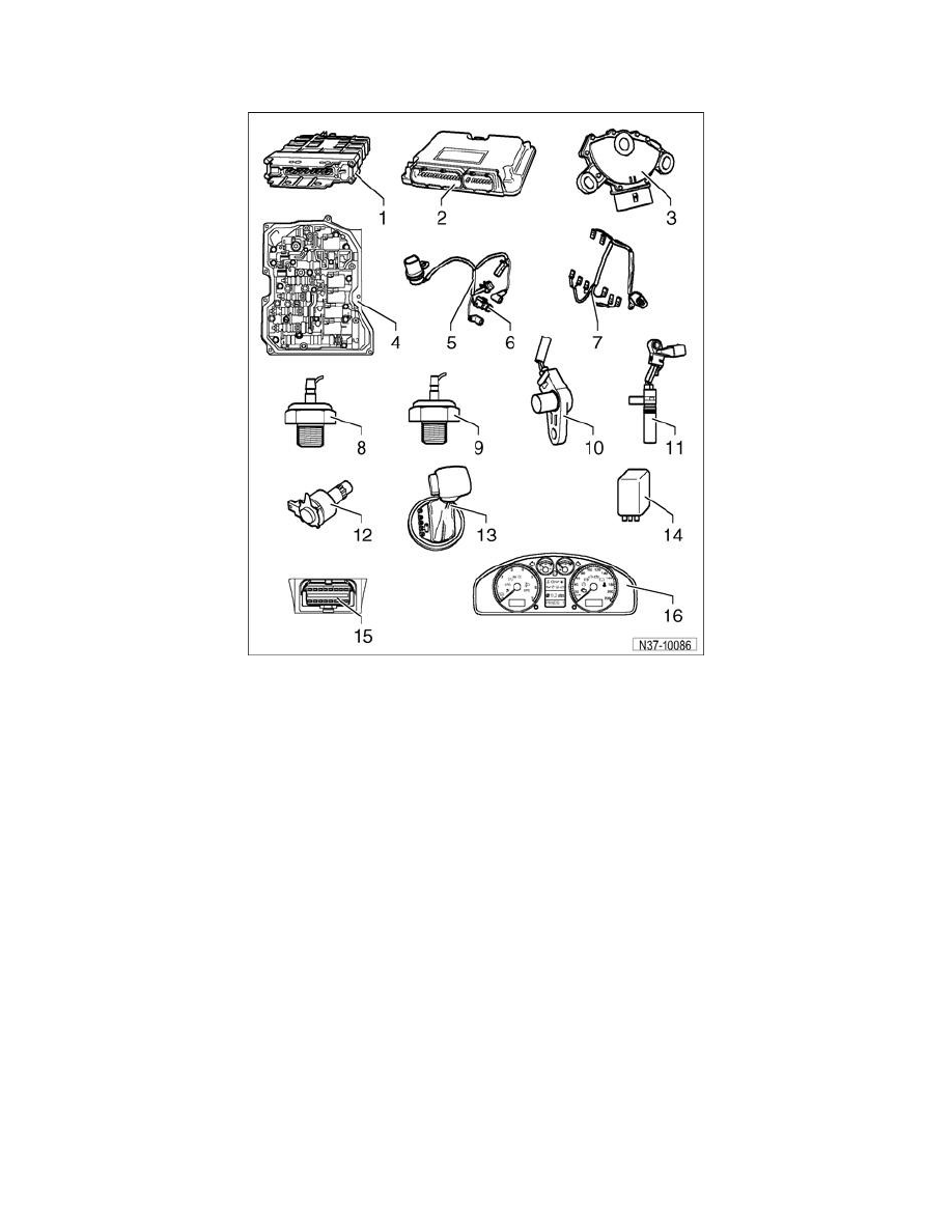 Volkswagen Workshop Manuals > Jetta Sedan L5-2.5L (BGP