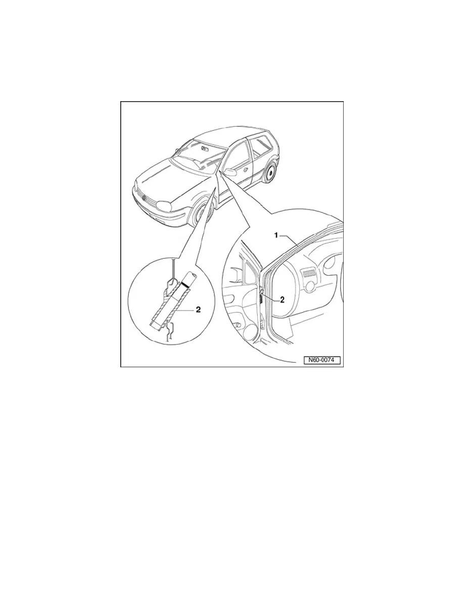 Volkswagen Workshop Manuals > Jetta Wagon L4-1.8L Turbo