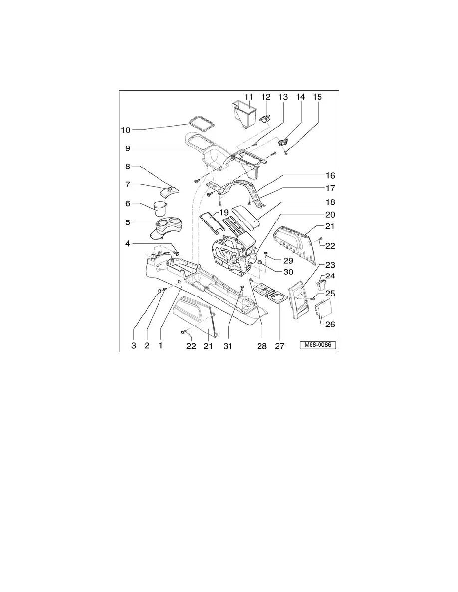 Volkswagen Workshop Manuals > New Beetle L4-1.8L Turbo
