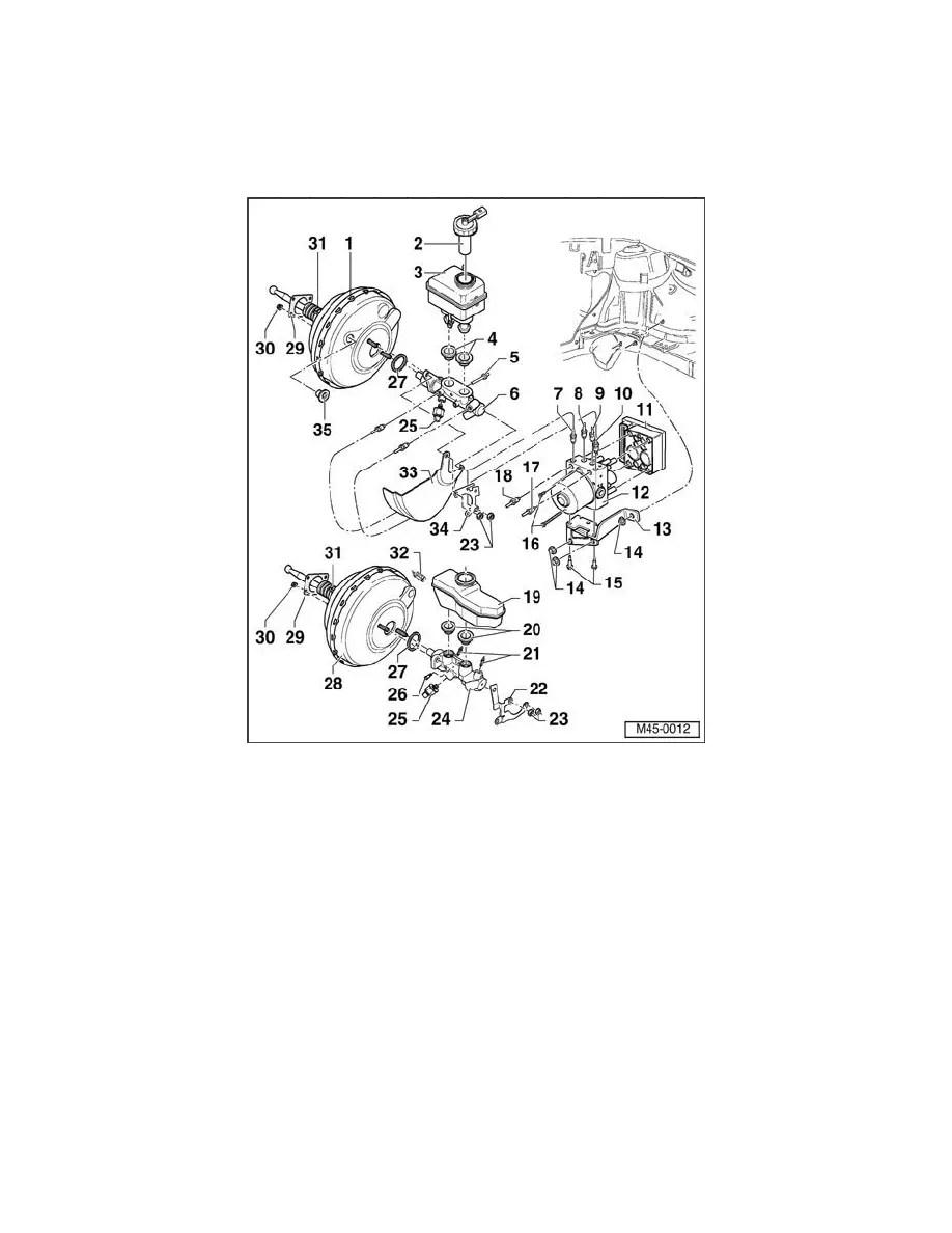 Volkswagen Workshop Manuals > New Beetle L4-2.0L (AVH