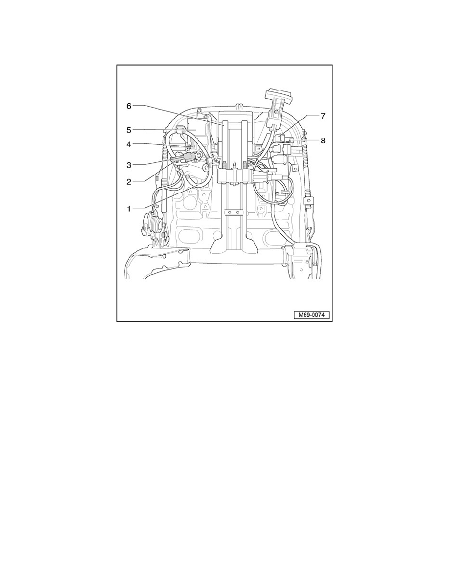 Volkswagen Workshop Manuals > New Beetle L4-2.0L (AZG