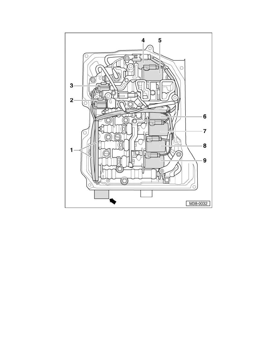 Volkswagen Workshop Manuals > New Beetle L5-2.5L (BPS