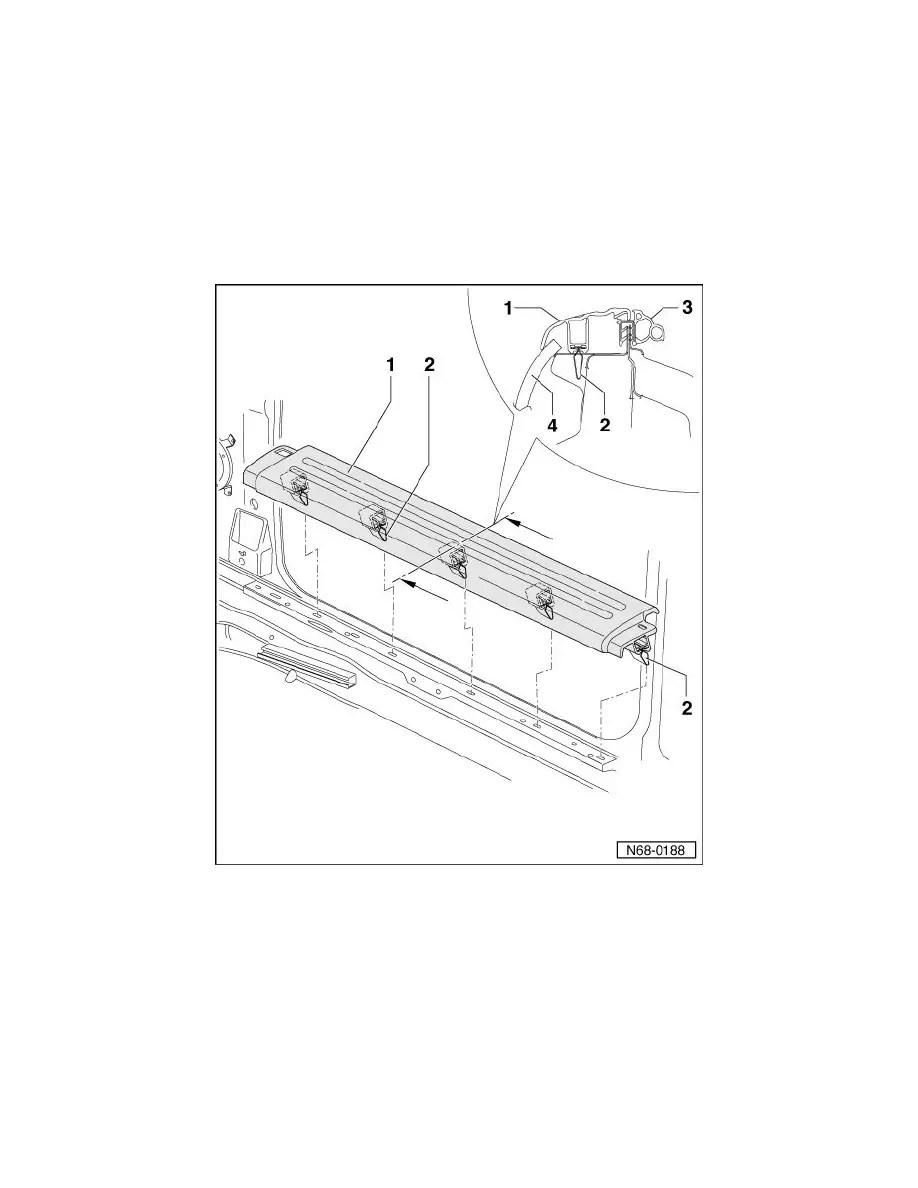 Volkswagen Workshop Manuals > New Beetle Convertible L5-2