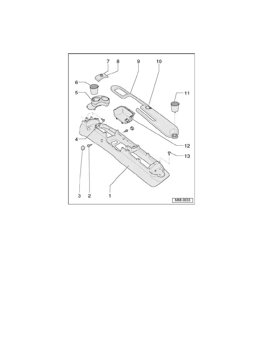 Volkswagen Workshop Manuals > New Beetle GLS L4-2.0L (AZG