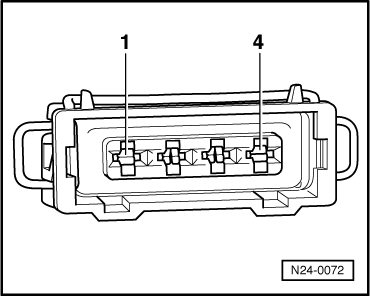 Volkswagen Workshop Manuals > Passat (B3) > Power unit