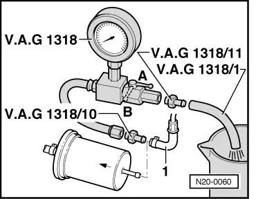 Volkswagen Workshop Manuals > Passat (B3) > Power unit > 6