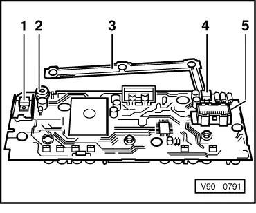 Volkswagen Workshop Manuals > Passat (B3) > Vehicle