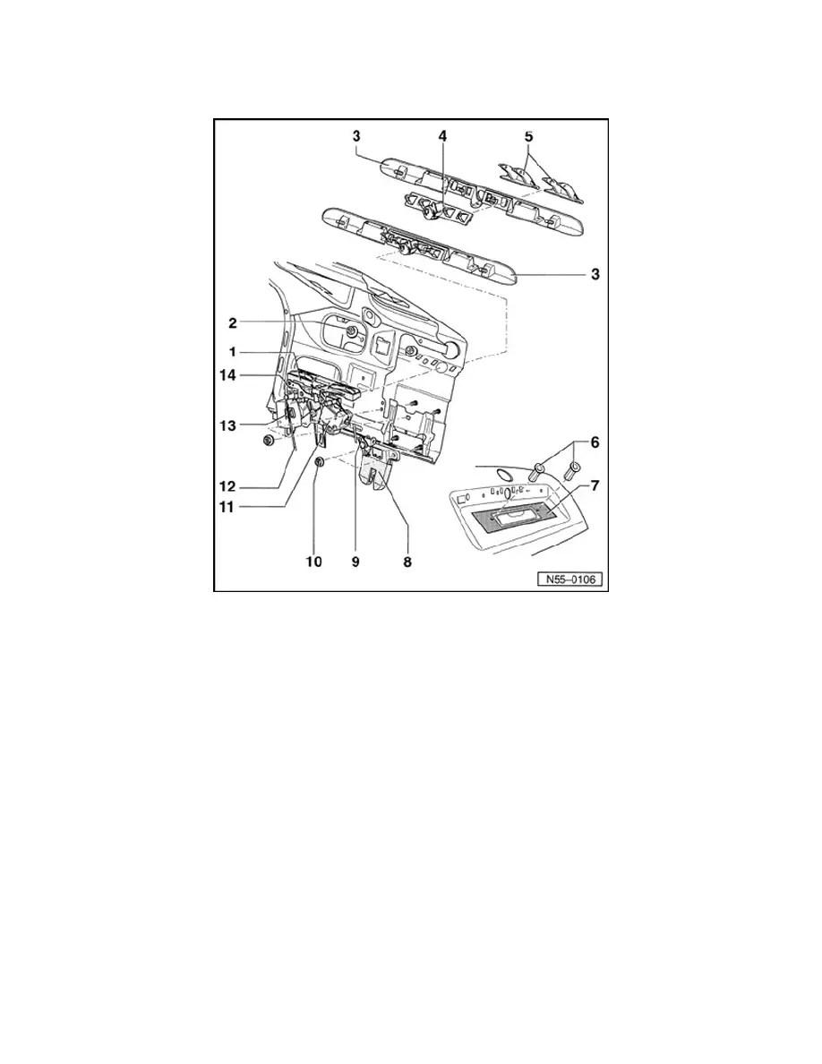 Volkswagen Workshop Manuals > Passat V6-2.8L (ATQ) (2004