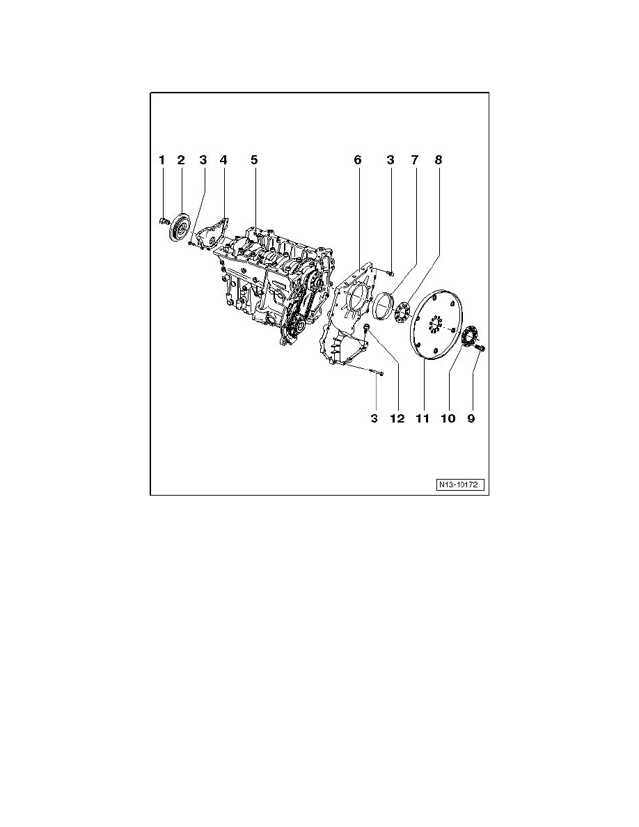 Volkswagen Workshop Manuals > Passat V6-3.6L (BLV) (2006