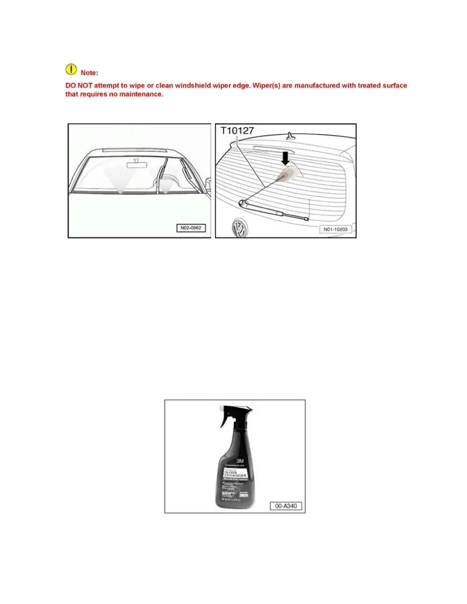 Volkswagen Workshop Manuals > Passat V6-3.6L (BLV) (2006