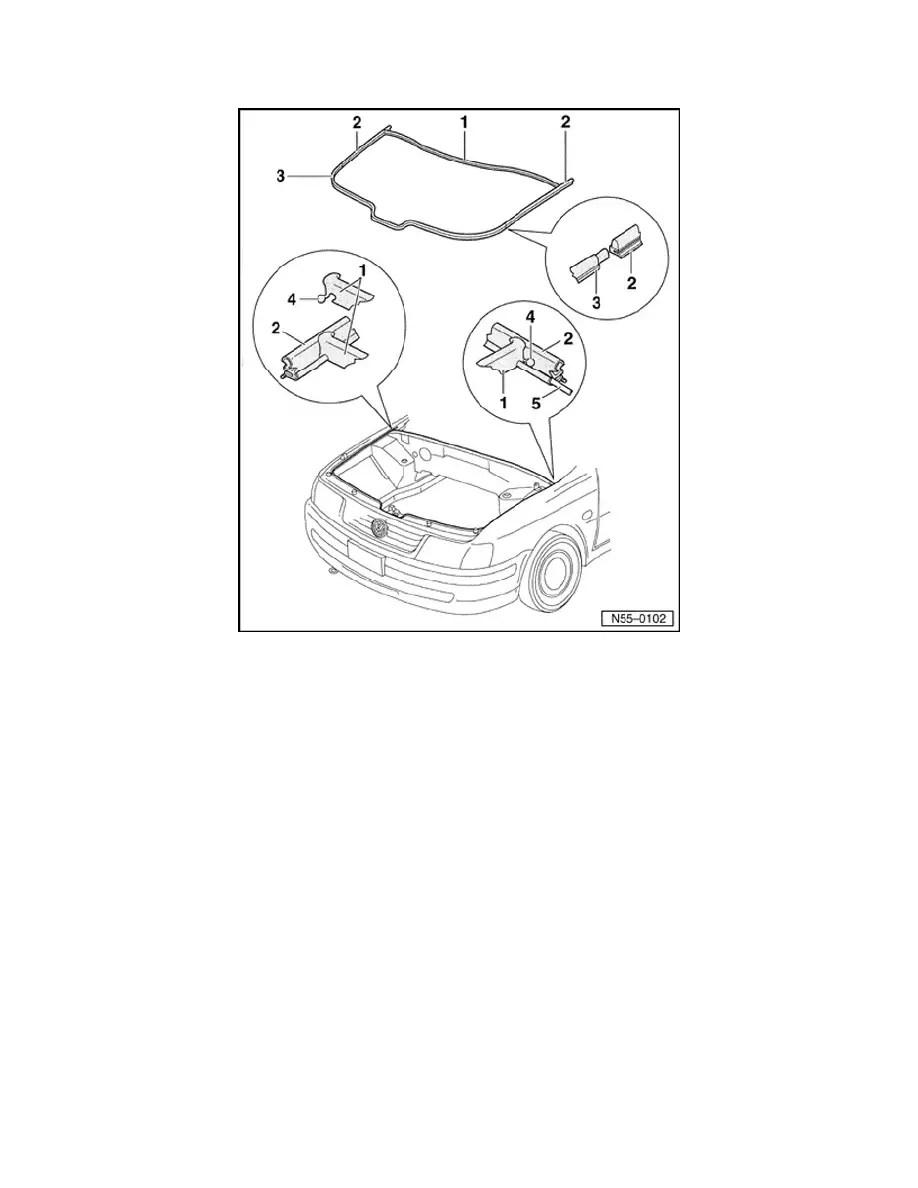 Volkswagen Workshop Manuals > Passat Sedan L4-1781cc 1.8L