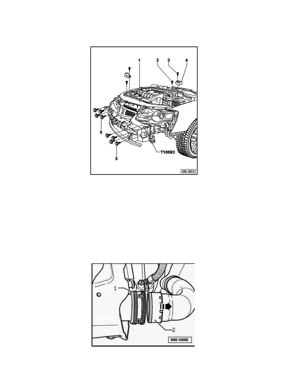 Volkswagen Workshop Manuals > Passat Sedan L4-2.0L Turbo