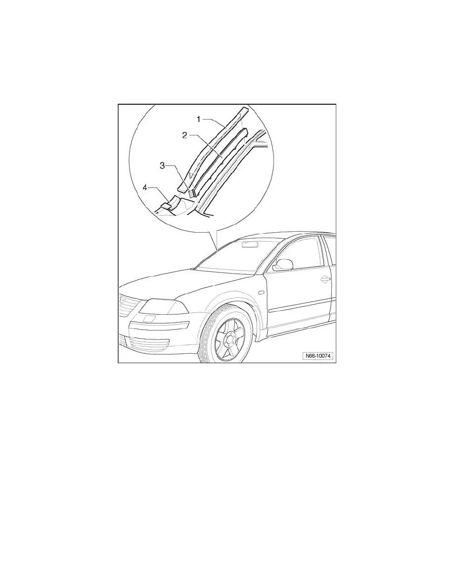 Volkswagen Workshop Manuals > Passat Syncro Wagon V6-2.8L