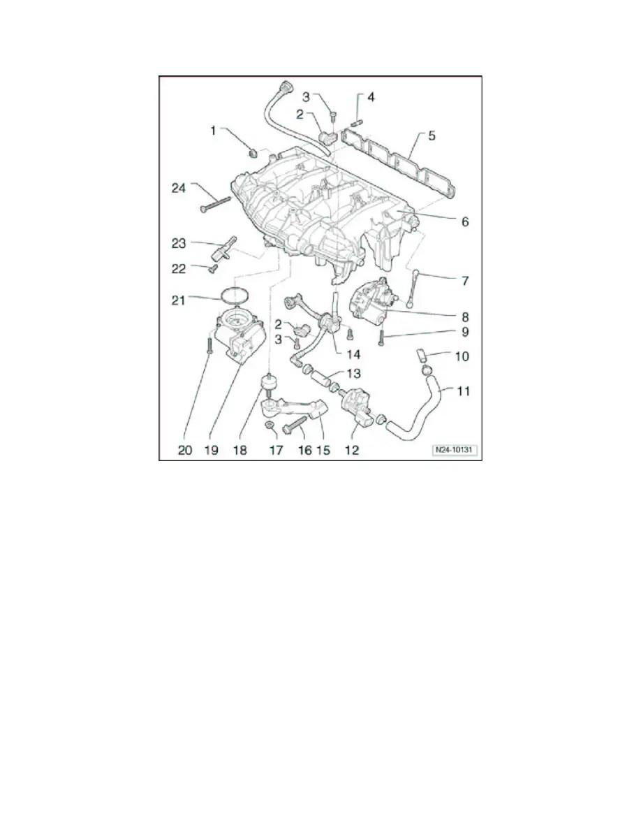 Volkswagen Workshop Manuals > Passat Wagon L4-2.0L Turbo