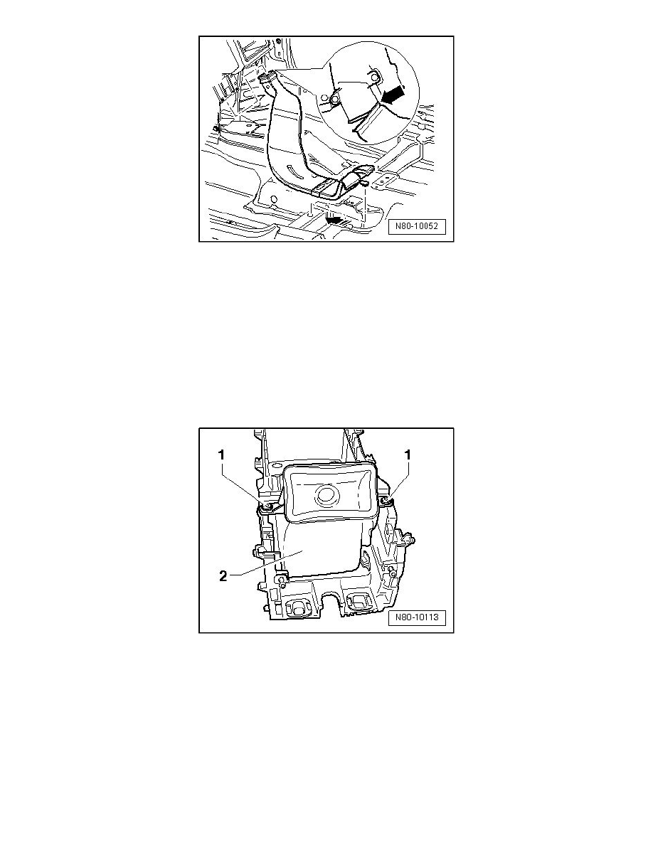Volkswagen Workshop Manuals > Passat Wagon L4-2.0L Turbo