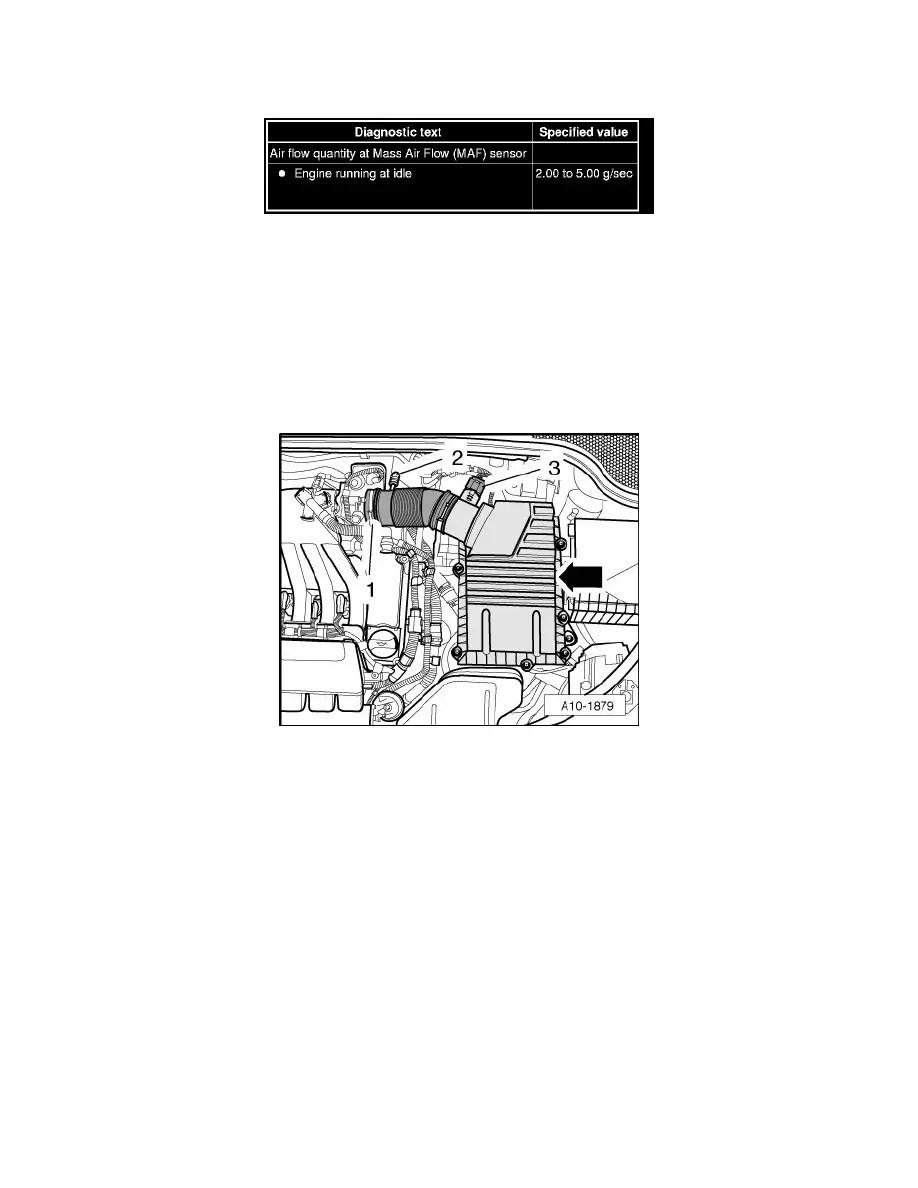 Volkswagen Workshop Manuals > Passat Wagon V6-3.6L (BLV