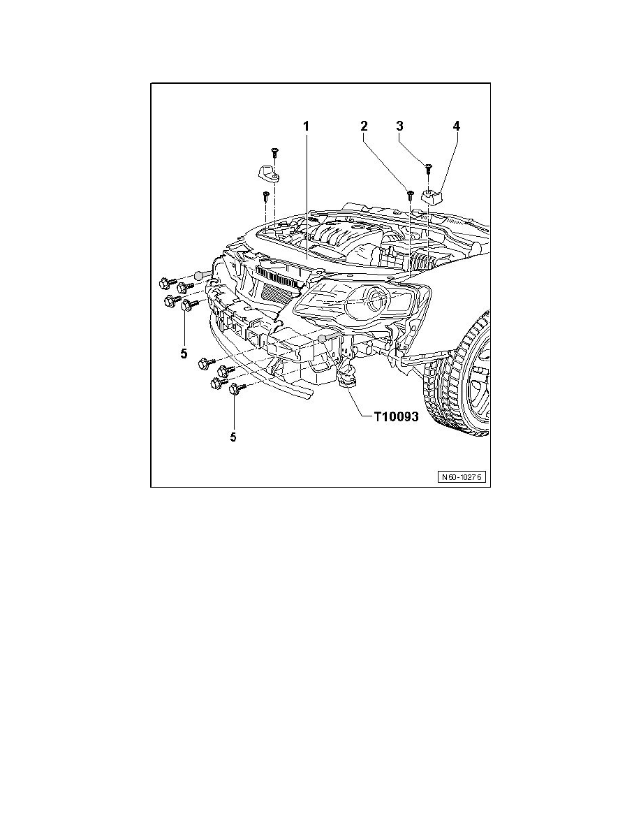 Volkswagen Workshop Manuals > Passat Wagon V6-3.6L (BLV