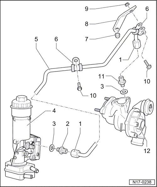Volkswagen Workshop Manuals > Polo Mk3 > Engine, mechanics