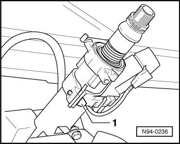 Volkswagen Workshop Manuals > Polo Mk3 > Vehicle electrics