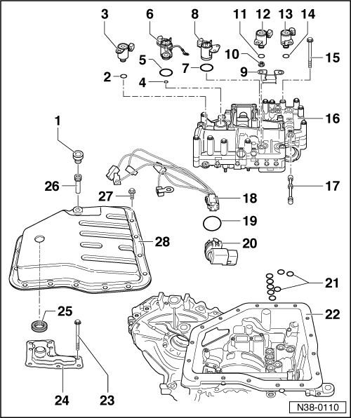 Volkswagen Workshop Manuals > Polo Mk3 > Power