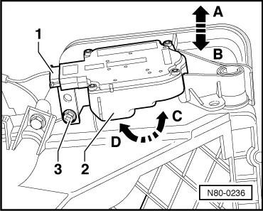 Volkswagen Workshop Manuals > Polo Mk3 > Heating