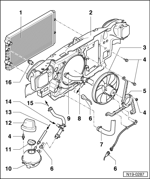 97 Volkswagen Jetta Engine Diagram