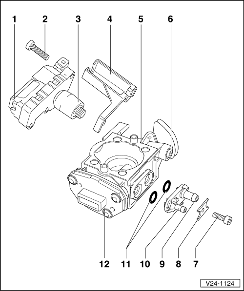 Volkswagen Workshop Manuals > Polo Mk3 > Power unit > Mono