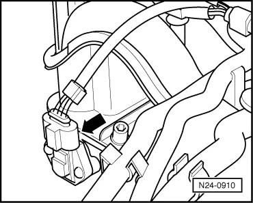 Volkswagen Workshop Manuals > Polo Mk3 > Power unit
