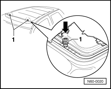 vw polo 6n open air ROOF problem screw or something else