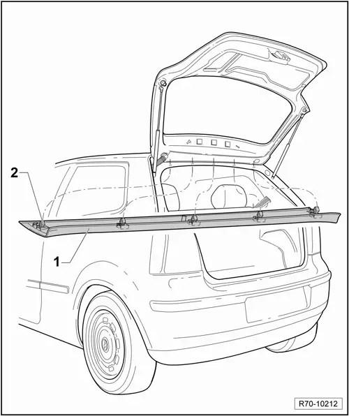 Volkswagen Workshop Manuals > Polo Mk4 > Body > General