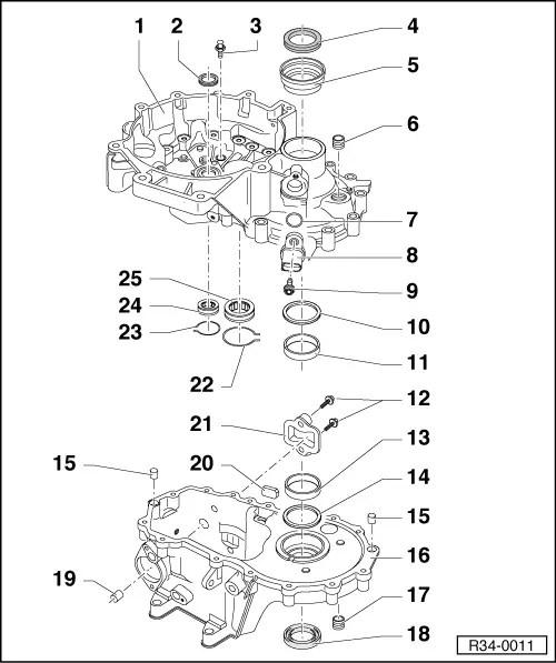 Volkswagen Workshop Manuals > Polo Mk4 > Power