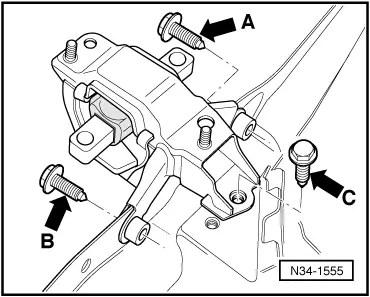 Volkswagen Workshop Manuals > Polo Mk4 > Clutch and