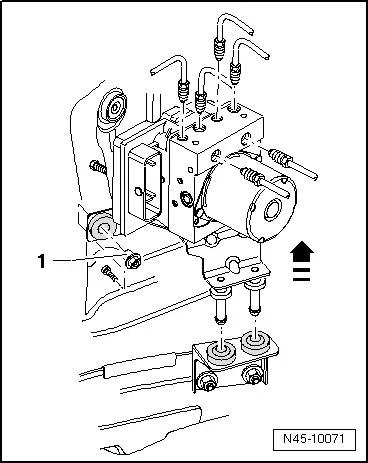 Volkswagen Workshop Manuals > Polo Mk4 > Brake systems