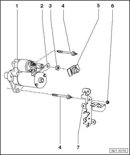 Volkswagen Workshop Manuals > Polo Mk5 > Vehicle electrics