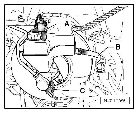 Volkswagen Workshop Manuals > Polo Mk5 > Brake systems