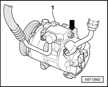 Volkswagen Workshop Manuals > Polo Mk5 > Heating