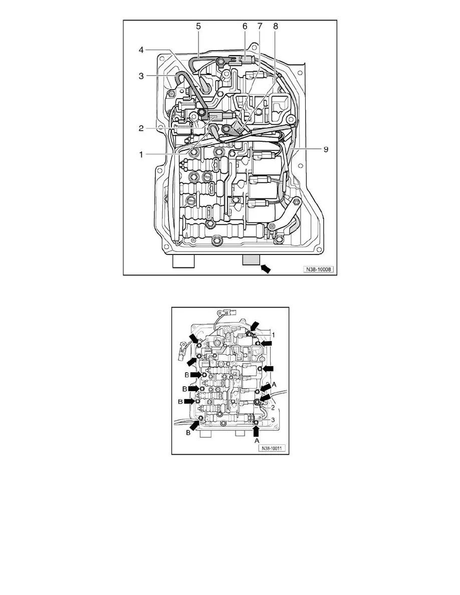 Volkswagen Workshop Manuals > Rabbit L5-2.5L (BGP) (2006