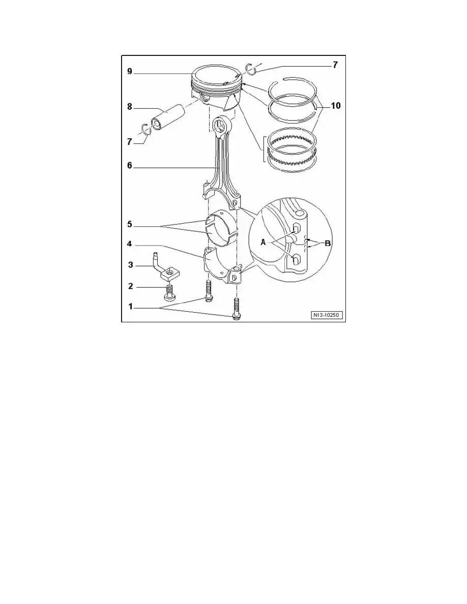 Volkswagen Workshop Manuals > Rabbit L5-2.5L (CBUA) (2008