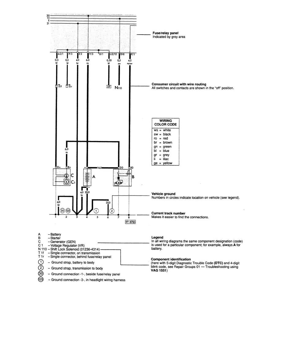 Volkswagen Workshop Manuals > Scirocco L4-1715cc 1.7L SOHC