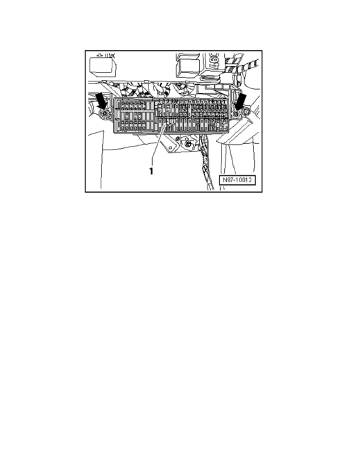 small resolution of 2009 tiguan fuse diagram
